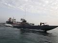 Koniec telenovely s názvom Stena Impero: FOTO Ropný tanker definitívne vyplával z iránskych vôd