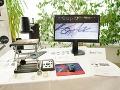 Súčasťou podujatia bola aj prezentácia prístrojovej techniky, produktov a zariadení majúcich vzťah k forenzným vedám, kriminalistike a bezpečnostnej problematike.
