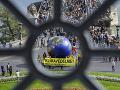 Tisíce ľudí v uliciach Budapešti: Pripojili sa ku globálnemu klimatickému štrajku