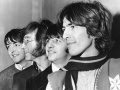 Skupina Beatles - zľava Paul McCartney, John Lennon, Ringo Starr a George Harrison