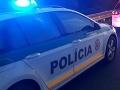 Smrteľná nehoda v obci Poproč: Ležiaceho muža zrazilo auto, zraneniam podľahol