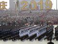 Čína si v utorok pripomína 70. výročie Čínskej ľudovej republiky (ČĽR)