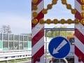 Vodiči, pozor na obmedzenia na D2 od Bratislavy po štátnu hranicu
