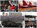 VIDEO Čína oslávila výročie veľkolepou vojenskou prehliadkou: Demonštrácia sily, tanky, zbrane a státisíce divákov