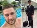 Muž na FOTO je podvodník! Žene nahovoril, že je pilot a vylákal z nej veľa peňazí, polícia žiada o pomoc