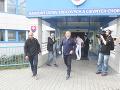 Andreja Kisku prepustili z nemocnice