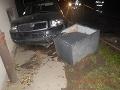 FOTO Polícia pátra po bezohľadnom vodičovi: Odišiel z miesta nehody