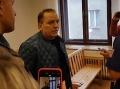 Na súde na neho pokrikovali, že je vrah: FOTO Drogový boss mal pred očami syna zastreliť družku