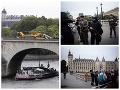 MIMORIADNE Po útoku v Paríži piati mŕtvi