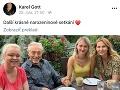 Karel Gott svojej rodine veľmi chýba.