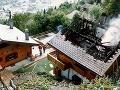 Rituálna samovražda 48 ľudí otriasla Švajčiarskom: VIDEO Verili, že sa prebudia na planéte Sírius