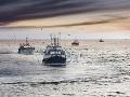 Rybári (29, 30) sa vydali na lodi na more: Na chvíľu zatvorili oči a prišla rana! Neverili tomu, kde sú