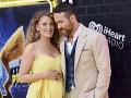 Ryan Reynolds má spolu s manželkou dôvod na radosť: Stali sa trojnásobnými rodičmi