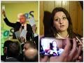 Dramatický kongres SaS: VIDEO Blahovú vylúčili zo strany, kandidátka bez galkovcov schválená!