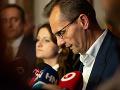 Ohlasy po búrlivom kongrese: Podľa Galka pochovali SaS, Sulík hovorí o silnej kandidátke