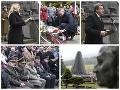 Pocta pre vojnových veteránov: VIDEO Čaputová si uctila padlých hrdinov, Danko poslal jasný odkaz