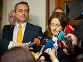 Zemetrasenie v SaS pokračuje: Republiková rada nezasadla, Galko a Rajtár neprišli