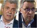 Marček obvinil Mikloša, že ho drží vyšetrovateľ na Ukrajine kvôli kšeftom: Dokázateľné klamstvo