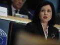 Podpredsedníčkou EK sa stala česká eurokomisárka: Predchádzalo tomu trojhodinové vypočúvanie
