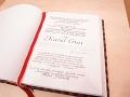 Kondolenčná kniha, do ktorej