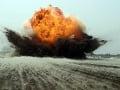 Nešťastie v Poľsku: V lese vybuchla munícia z vojny, dvaja ženisti zomreli a štyria sú zranení