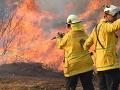 Austráliu zasiahli lesné požiare: Oheň spustošil obrovskú oblasť, hlásia zranených
