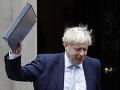 Johnson je v koncoch: Brexit bez dohody vytvára vzburu v britskom parlamente
