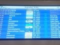 Čakanie na letisku v