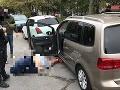 FOTO Policajná naháňačka a streľba v Bratislave s nečakaným koncom: Šoférovo tajomstvo odhalené!