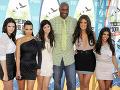 Lamar Odom a Kardashianky.