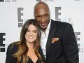Lamar Odom a Khloé Kardashian