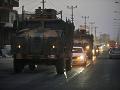 Armáda začala pri hranici s Tureckom vojenské operácie.