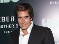 Slávny Copperfield (63) zastavil čas: Tvár bez vrások, žiadne šediny a mladá žena!