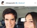 Davida Copperfielda a jeho partnerku Chloe delí 30 rokov. Kúzelník sa však o svoj zovňajšok stará a na jeho tvári nenájdete vrásky.