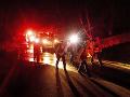 Hrozba požiarov v Kalifornii odstavila dodávky elektriny: Teraz ich postupne obnovujú