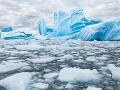 Vedci si nad Antarktídou