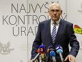 Kontrola NKÚ na magistráte odhalila vážne pochybenia v účtovníctve