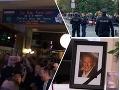 Ťažká skúška pre Prahu: Tisíce maestrových fanúšikov v slzách, v baroch zas znejú podgurážené výkriky