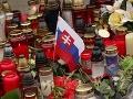 Na Bertramke sa vystriedalo množstvo fanúšikov. Niektorí priniesli sviečky, iní napríklad vlajky, sošky či plyšové hračky.