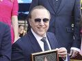 Aj Tommy Mottola má hviezdu na Hollywoodskom chodníku slávy.