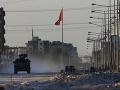 Trump nariadil stiahnutie Američanov zo severu Sýrie: Erdogana zbrojné embargá nezastavia