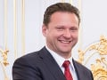 Zľava: Predseda PSP ČR