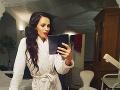 Sexi herečka Katka Ivanková: Dnes pracujem s oveľa väčším pokojom