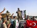 V Sýrii držia vyše tisícku Európanov: Rusko nedovolí stret sýrskej a tureckej armády