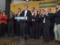 VIDEO Šok pre Orbánovu stranu Fidesz: Starostu Budapešti porazil opozičný kandidát