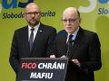 SaS kritizuje návrh ministra Gála na očistenie justície: Podľa nich ide o málo zmien