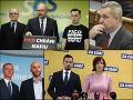 Desivý obraz, sklamanie, skorumpovaný štát! VIDEO Politici reagujú na nahrávku Kočnera a Trnku
