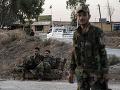 Prvý hmatateľný výsledok dohody: Sýrske vládne jednotky vstúpili do kurdského Manbídžu