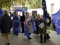 Nič sa nezmenilo: V rokovaniach o brexite medzi EÚ a Britániou zatiaľ nenastal pokrok