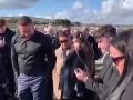 VIDEO Na pohrebe zažili